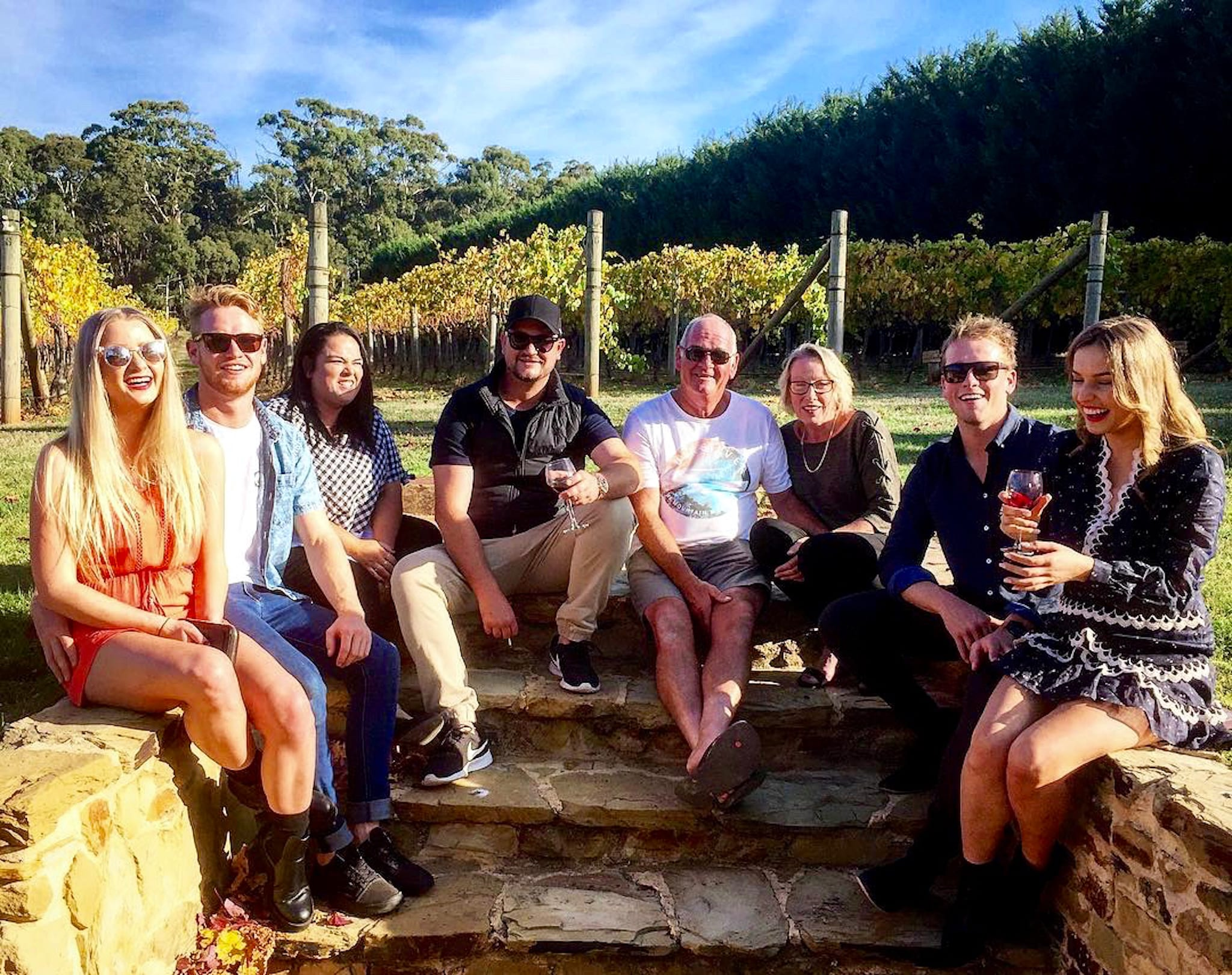 Fontanella Winery is a must